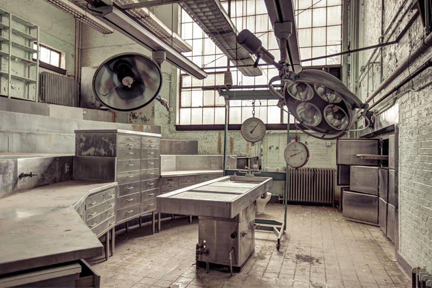 Hospital, USA