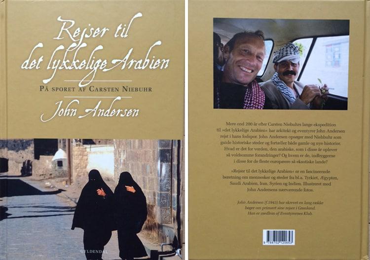Boganmeldelse- Rejser til det lykkelige Arabien