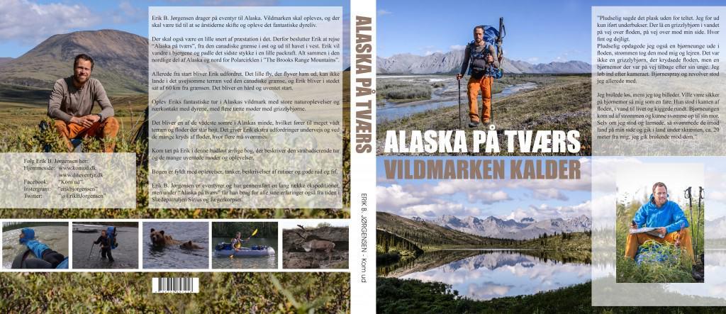 """Bog """"Alaska på tværs"""""""