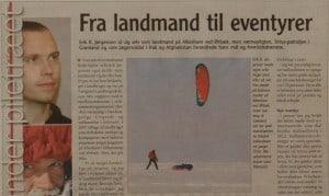 Fra Landmand til eventyrer Landbrug Fyn, 8. feb. 2011 af Leif Hansgaard