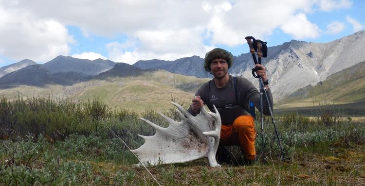 Gaiter Trousers No. 1 fra Fjällräven, vandrebukser, test og anmeldelse fra Alaska på tværs