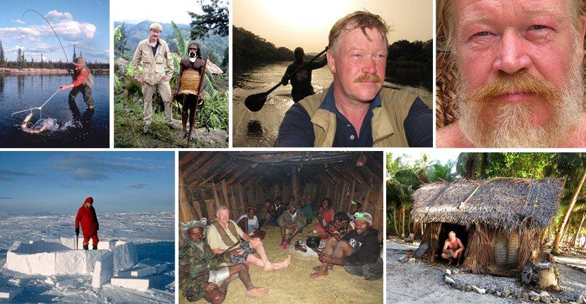 [Podcasts] Mød eventyrer Peter Bang