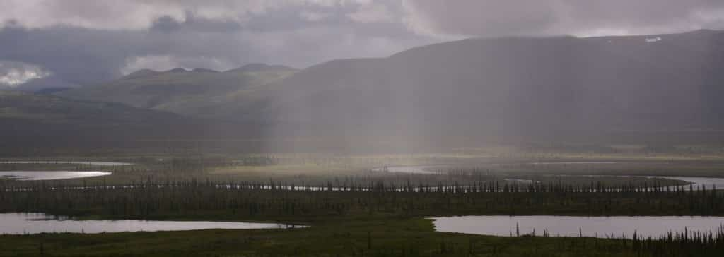 Yukon River, venter i 2016