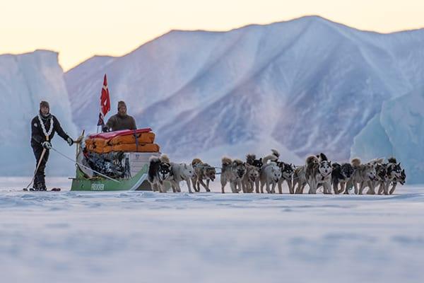 2. Thule til Thule ekspedition, foredrag, Erik B. Jørgensen