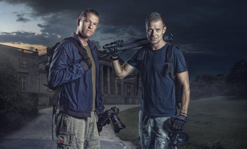 Abandoned, forladte steder, Jan Elhøj og Morten Kirckhoff