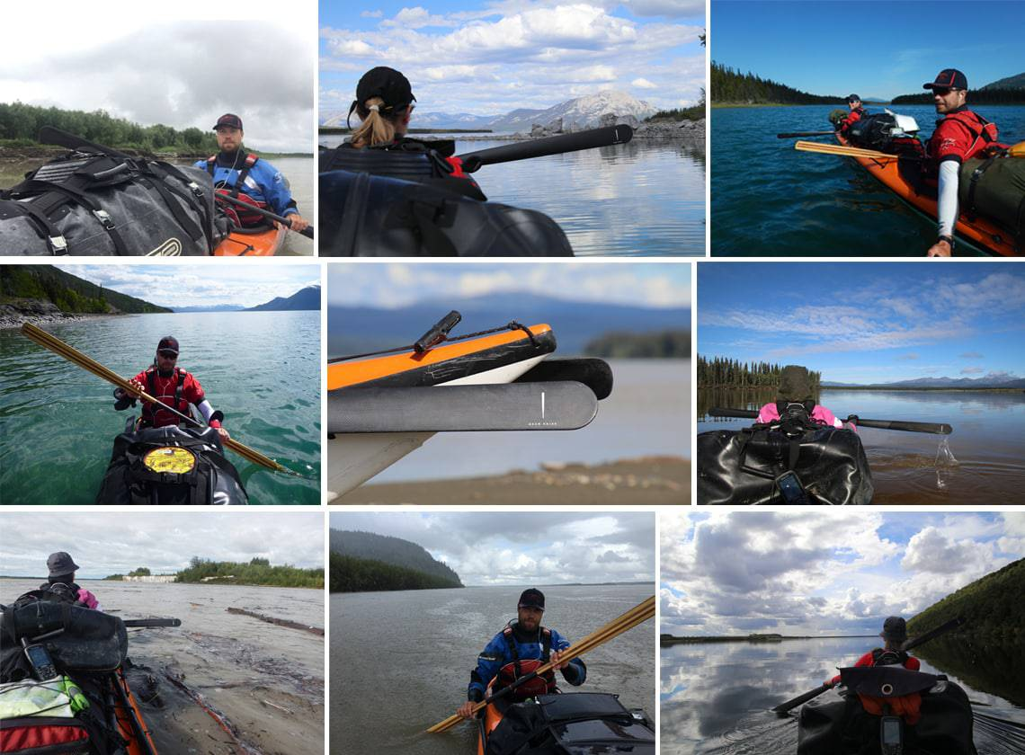 anmeldelse-gram-delbar-pagajer-yukon-river-turen