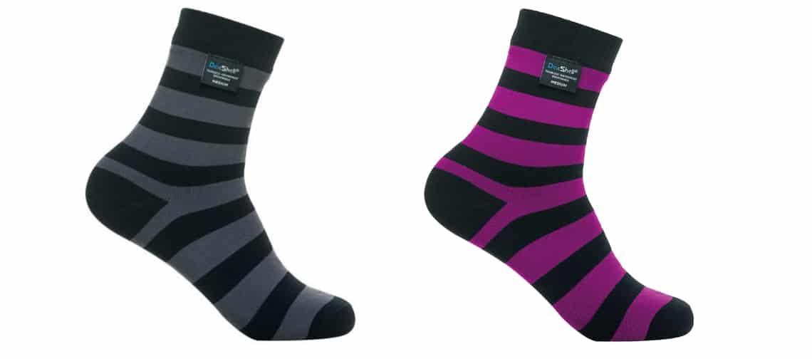 Smuk Anmeldelse af vandtætte sokker LM-18