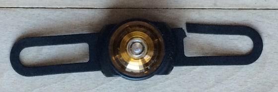 Anmeldelse af Orbiloc Dual Safety Light, markerings lys, brugs skade