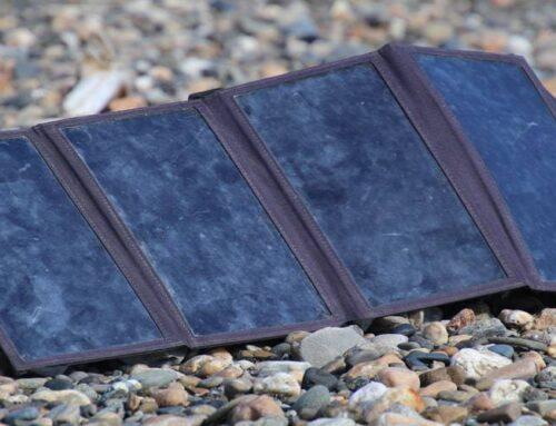 Anmeldelse af solcellen SolarBooster 24 Watt, A-Solar