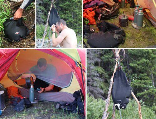 Valg af vandbeholder til ture og ekspeditioner (anmeldelse)