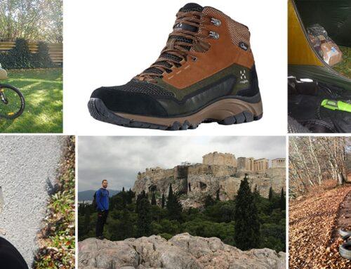 Anmeldelse støvle, Haglöfs Skuta Mid Proff Eco