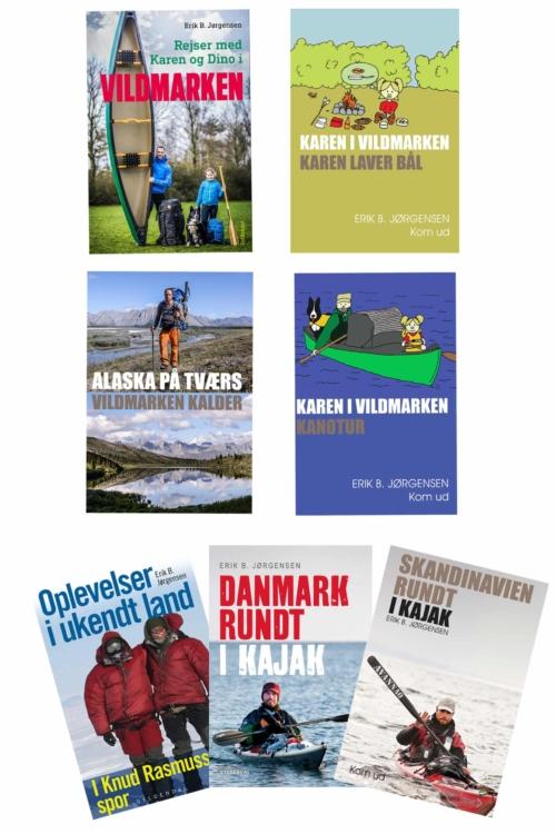 Bøger, af Erik B. Jørgensen