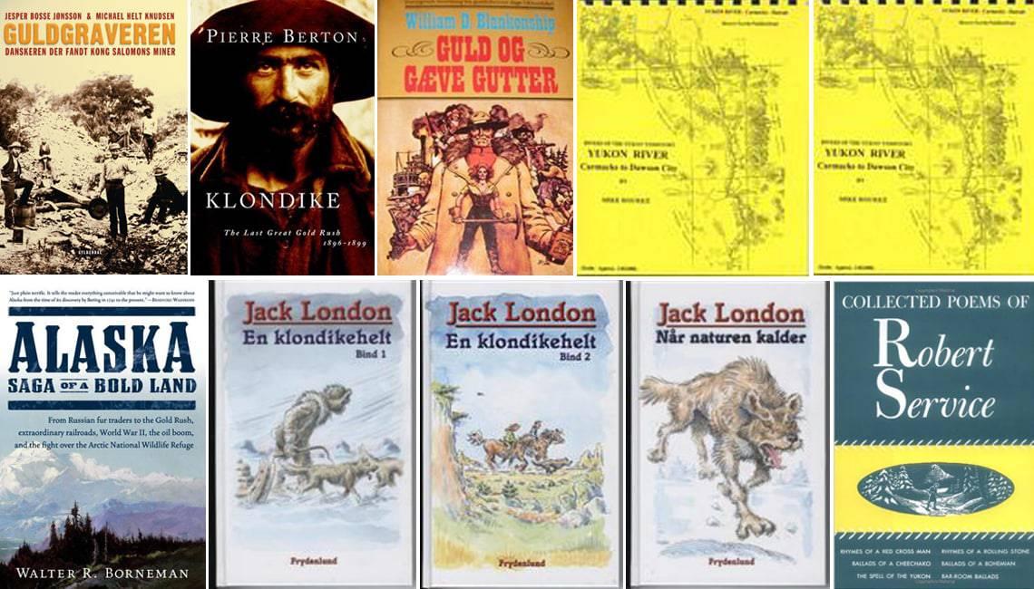 Bøger om Yukon River og Guldgraverne (anmeldelse)