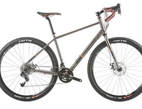 "Bikepacking setup, ""Bombtrack Beyond"", cykel"