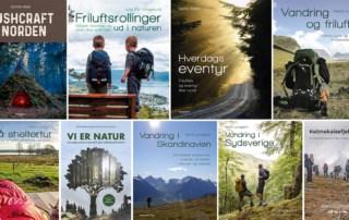 Boganmeldelse: Danske bøger om friluftsliv 2019-2020, af Erik B. Jørgensen