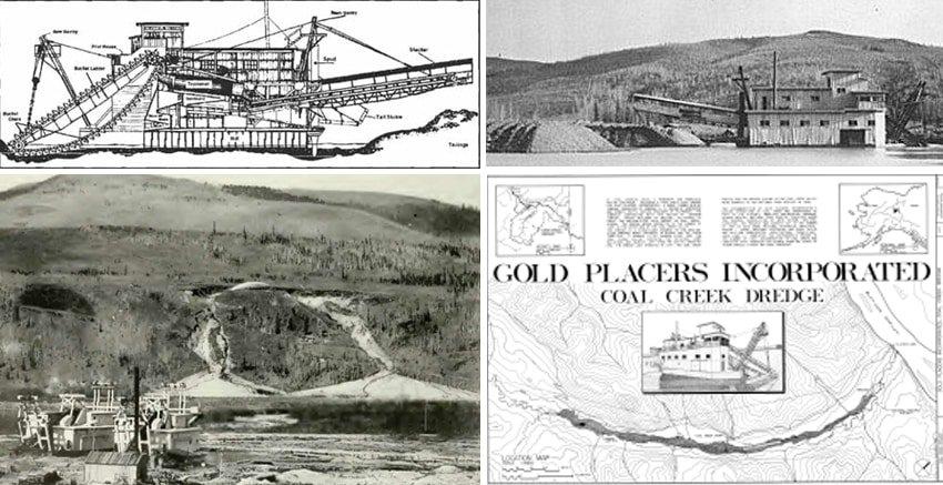 Coal Creek, Yukon