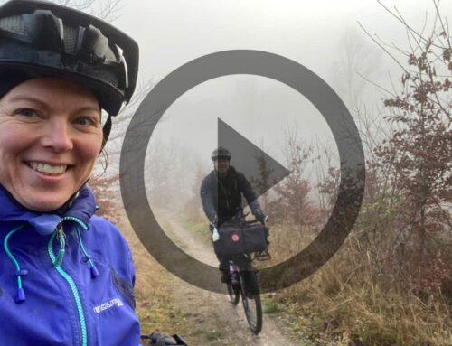 Cykeltur i Skjoldungernes Land, 2 dage med overnatning [Mikroeventyr] (film)