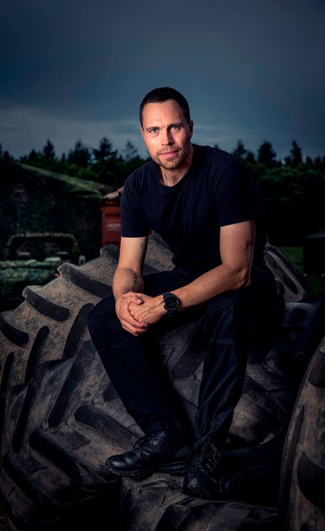 Erik B. Jørgensen, Foto: Lars E. Andreasen/TV 2