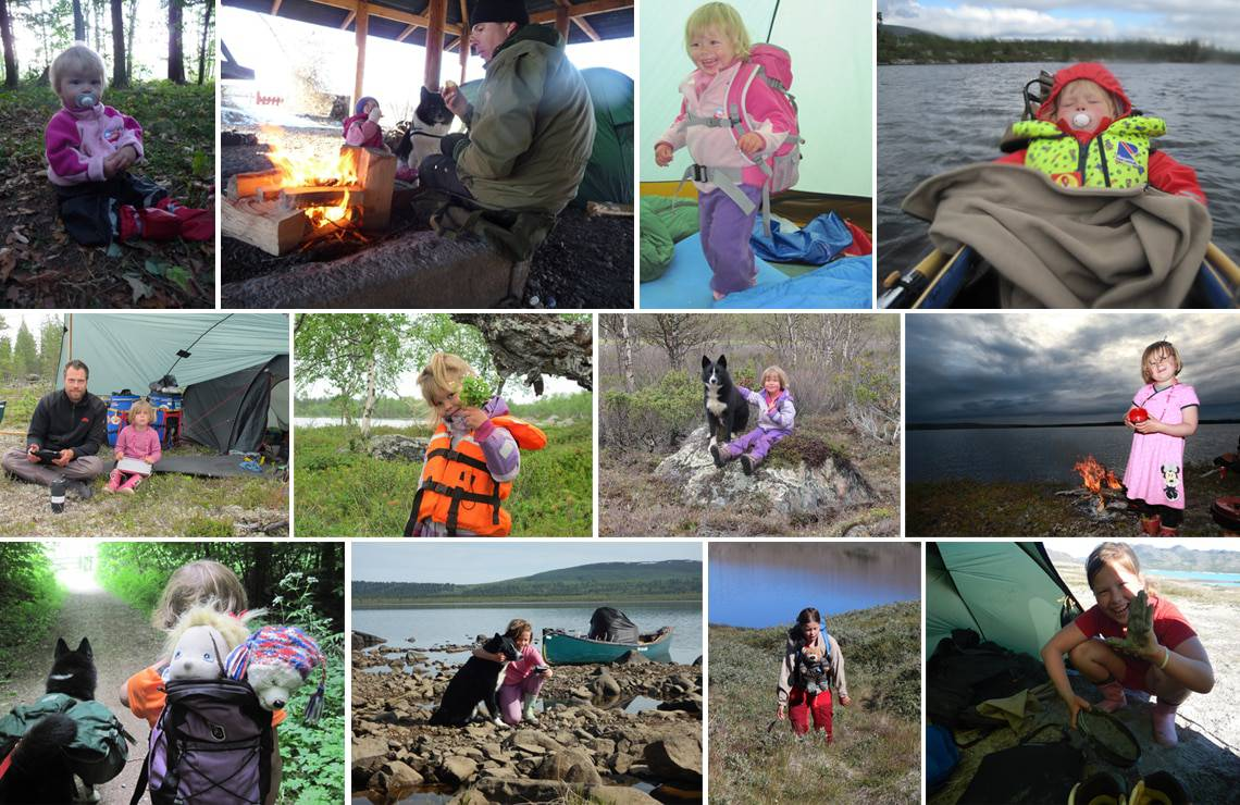 """Så er det nu! """"Far og datter i Vildmarken, 45 dage i Danmark"""""""