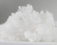 Fiber, sovepose, materiale