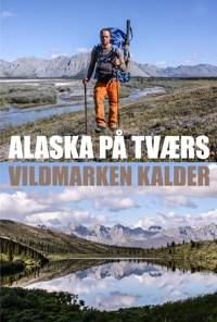 Forside bog, Alaska på tværs