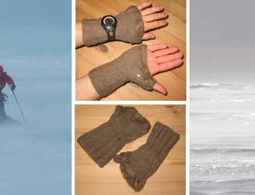 Håndledsvarmer, et must på vinterture (anmeldelse)