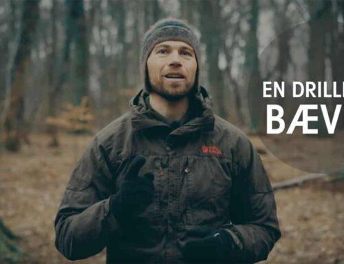 [Historiefortælling] Bæveren ved kanoen, far og datter i Vildmarken