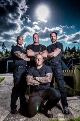 """""""Korpset"""", TV2, Instruktørerne, Foto, Lars E. Andreasen/ TV 2"""
