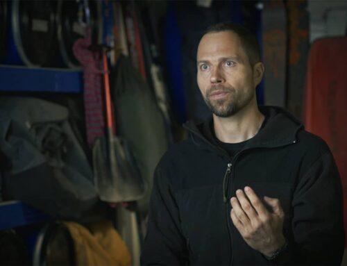"""Interview med Erik B. Jørgensen, af """"Meget mere film"""""""