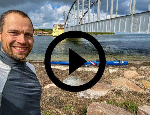 Kajaktur i Smålandsfarvandet (Fejø og Femø) [Mikroeventyr]
