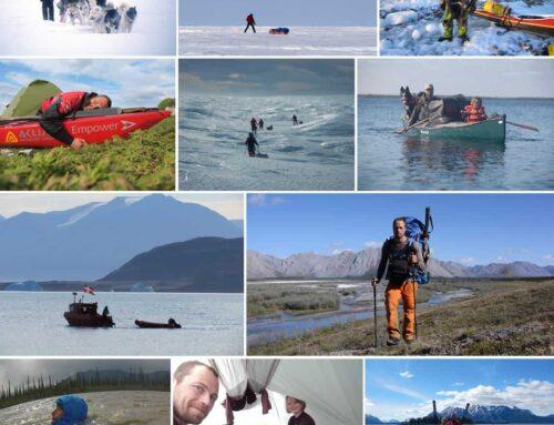 Kameraer på mine ture/ekspeditioner