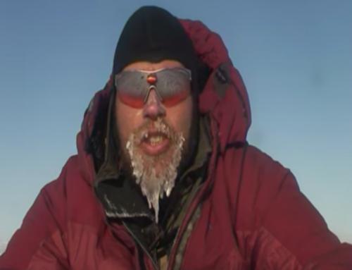 "Knud Rasmussen, fortælling fra ""Thule til Thule"""