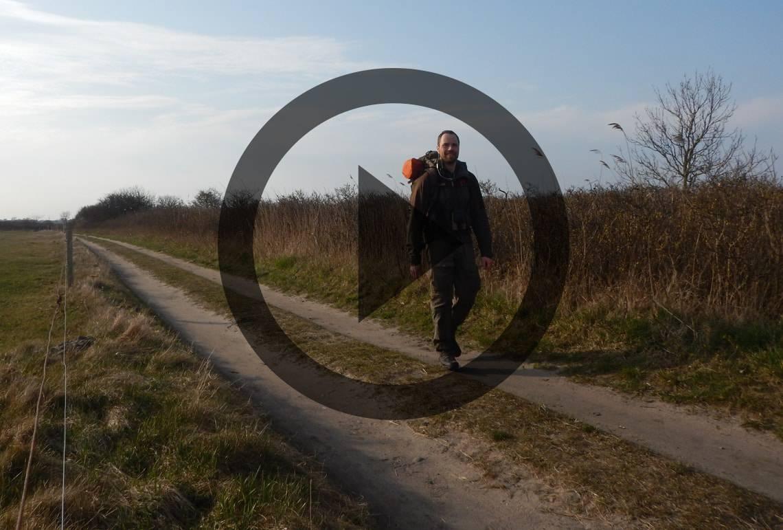[Mikroeventyr] Gendarmstien, fra Sønderborg til Gråsten