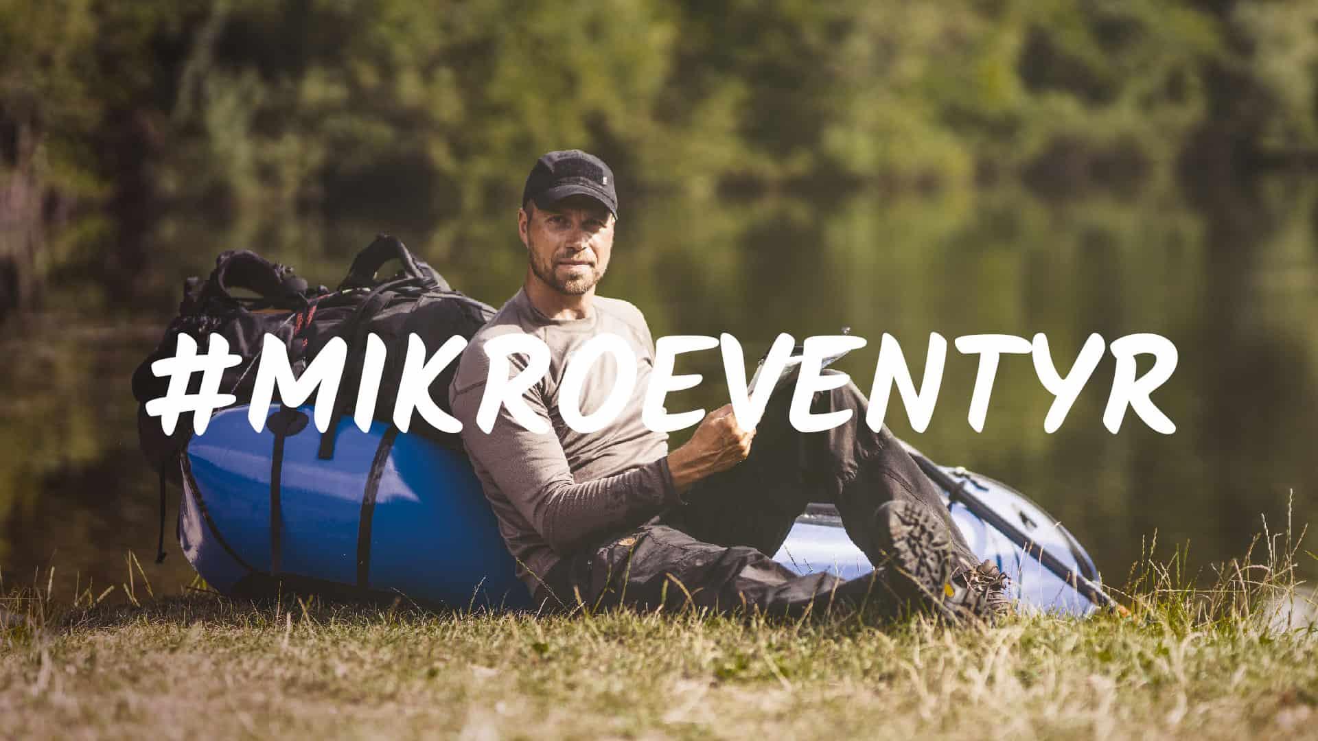 Mikroeventyr, eventyr og ture i hverdagen, med Erik B. Jørgensen