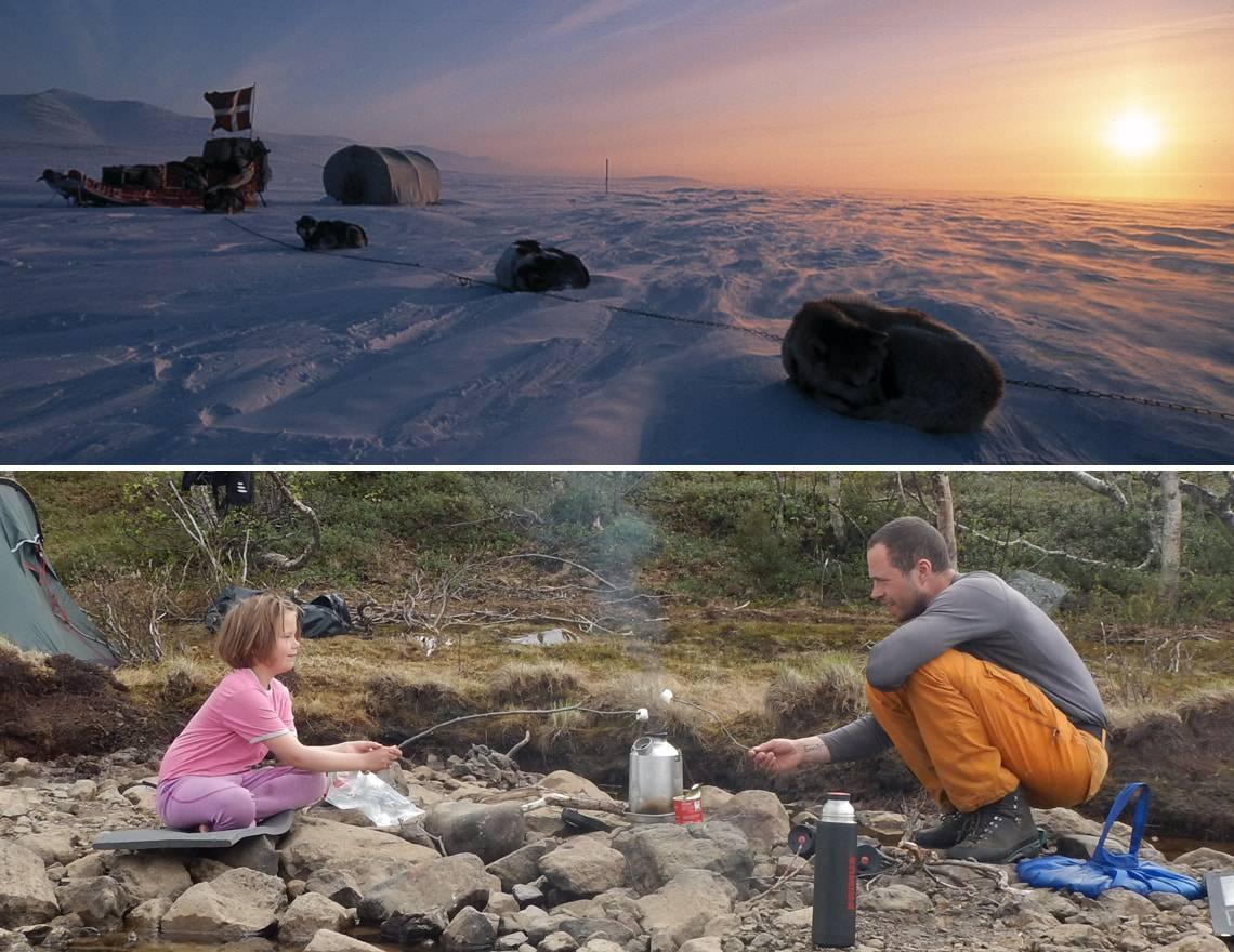 Ny ekspedition og udsættelse af en anden