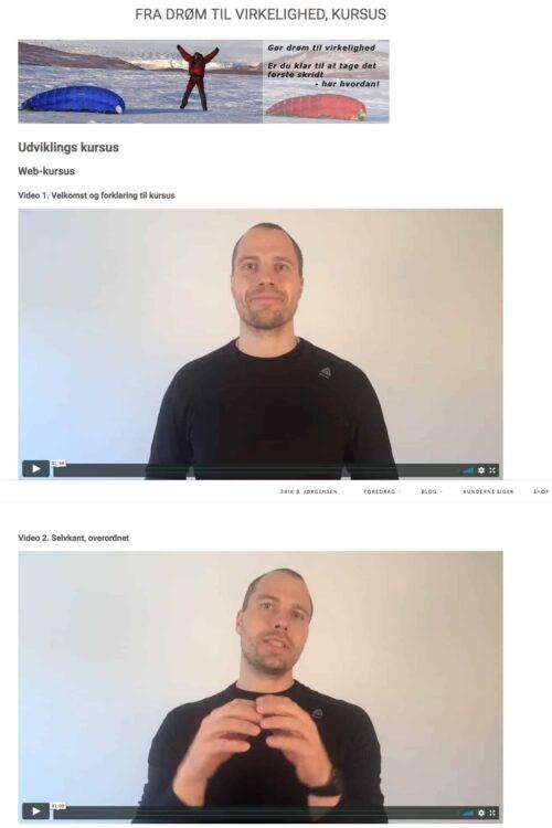 Online kurser