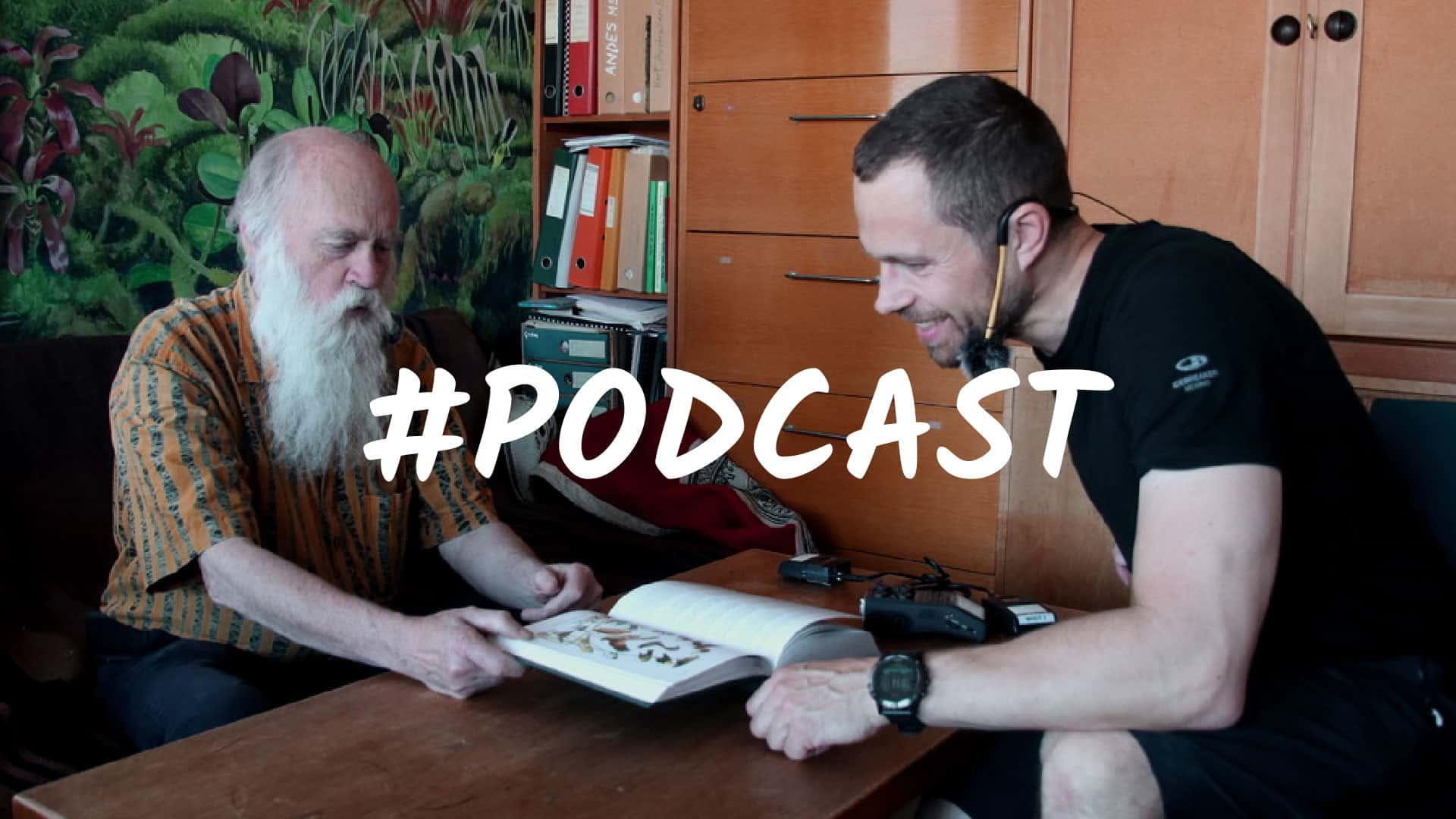 Podcast om eventyrer, rejser og livsvalg, vært Erik B. Jørgensen