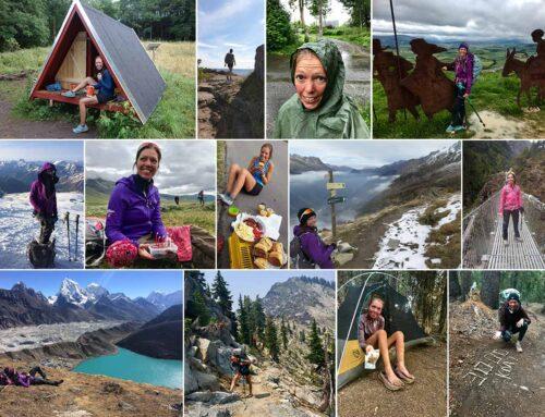 [Podcasts] Friluftsnørderi Langdistance vandring, med Gitte Holtze