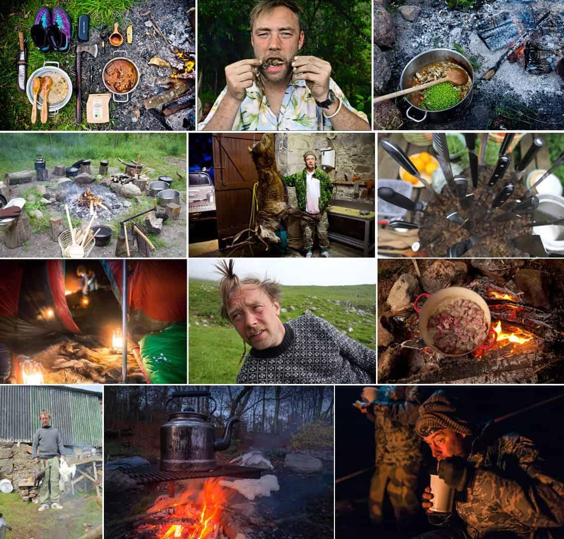 [Podcasts] Komud – Friluftsnørderi, Mad på tur, med Nikolaj Kirk