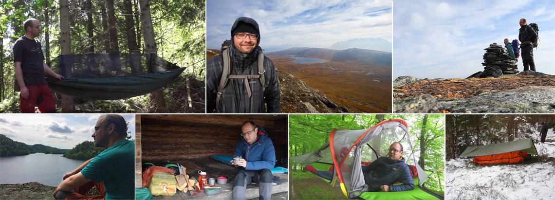 [Podcasts] Friluftsnørderi, Vandring med Christian Milbo