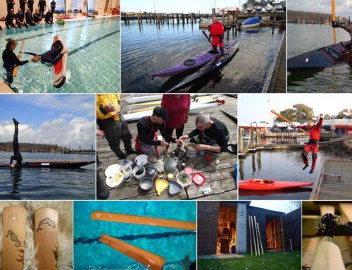 [Podcasts] Friluftsnørderi, Kajakrul, Andreas Holm