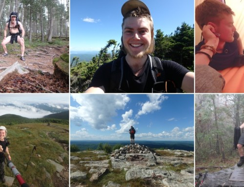 [Podcasts] Friluftsnørderi, The Appalachian Trail med Jeppe Gabriel Spence