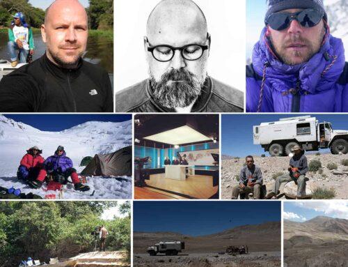 [Podcasts] Mød eventyreren Bugge Holm Hansen