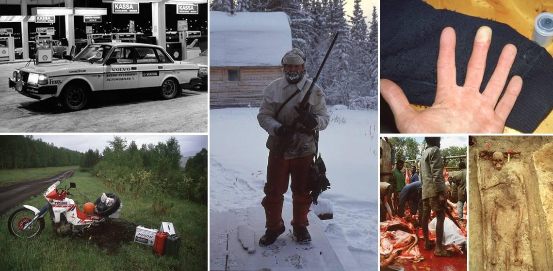 [Podcasts] Mød eventyreren Henrik Andersen