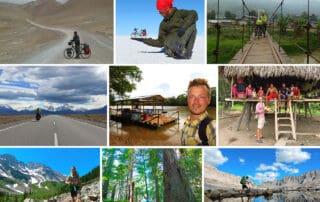 Mød eventyreren Henrik Frederiksen. på tur rundt i verden