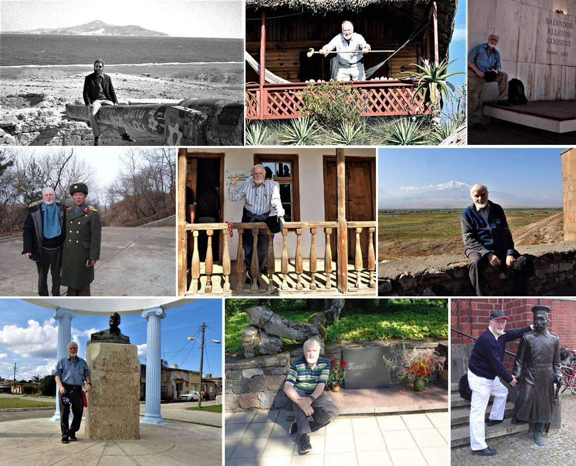 [Podcasts] Mød eventyreren Kaj Spangenberg