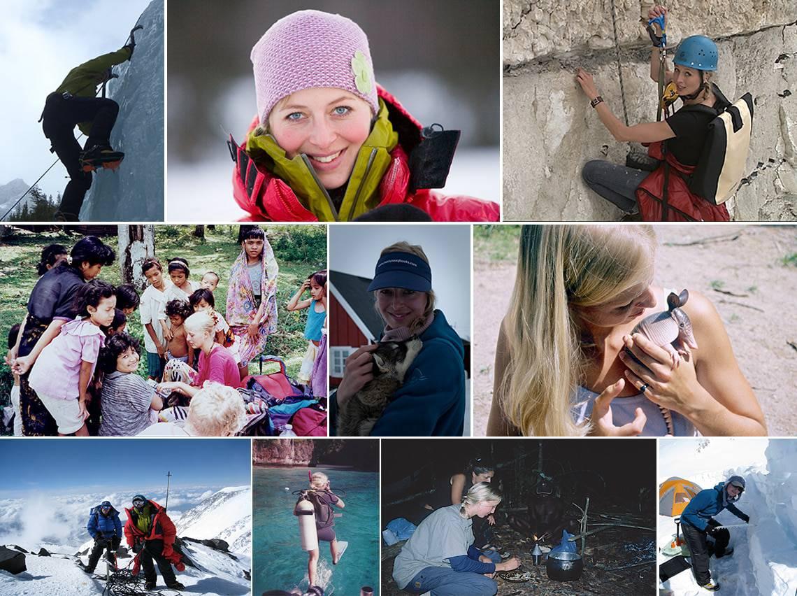 [Podcasts] Mød eventyreren Line Friis Frederiksen