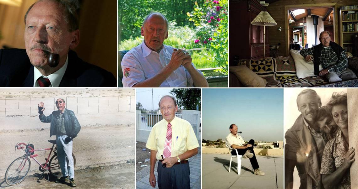 [Podcasts] Mød eventyreren Ole Wøhlers Olsen