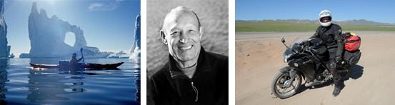 [Podcasts] Mød eventyrer -genbesøger, John Andersen, vært Erik B. Jørgensen