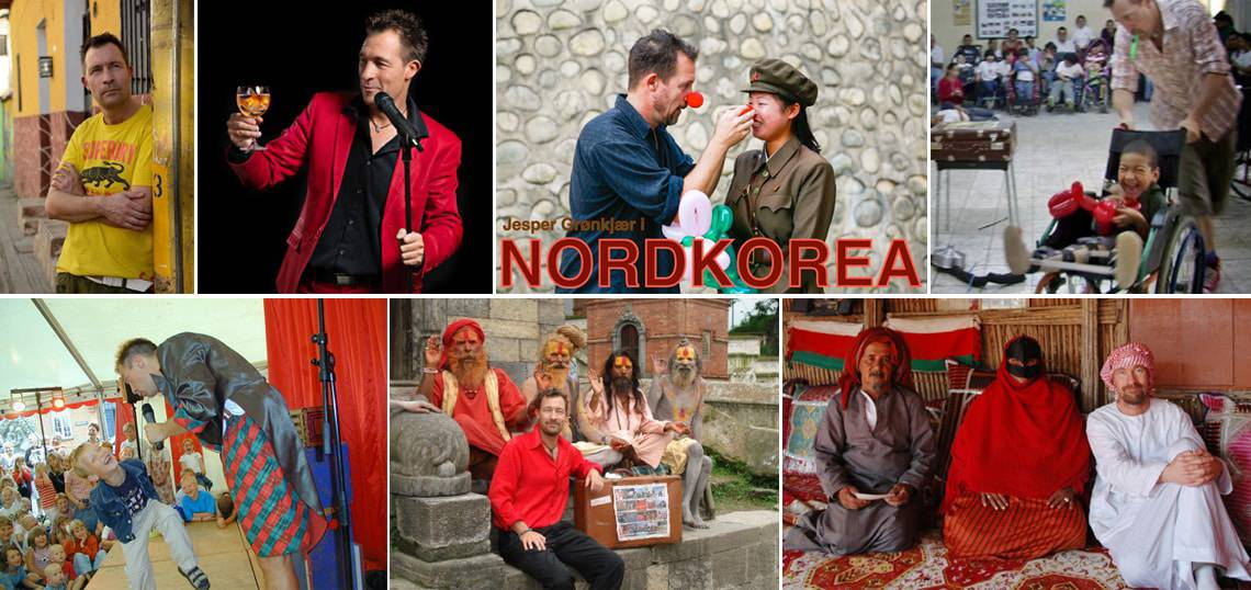 [Podcasts] Mød eventyreren Jesper Grønkjær